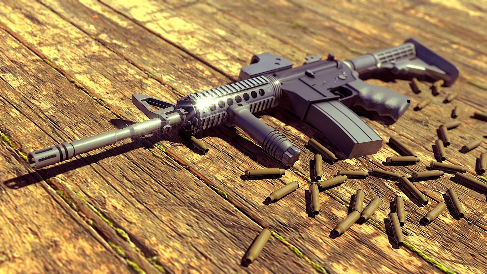 Pin By Adney S On Home Defense Guns Wallpaper Guns High Resolution Wallpapers