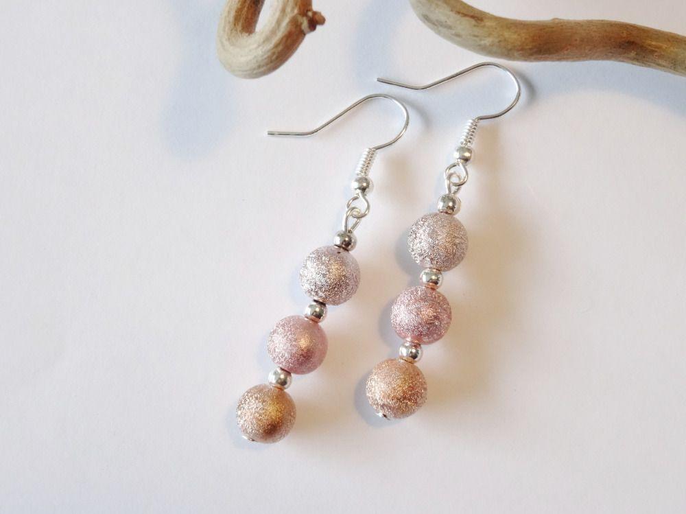 accessoire bijoux creation boucle d'oreille