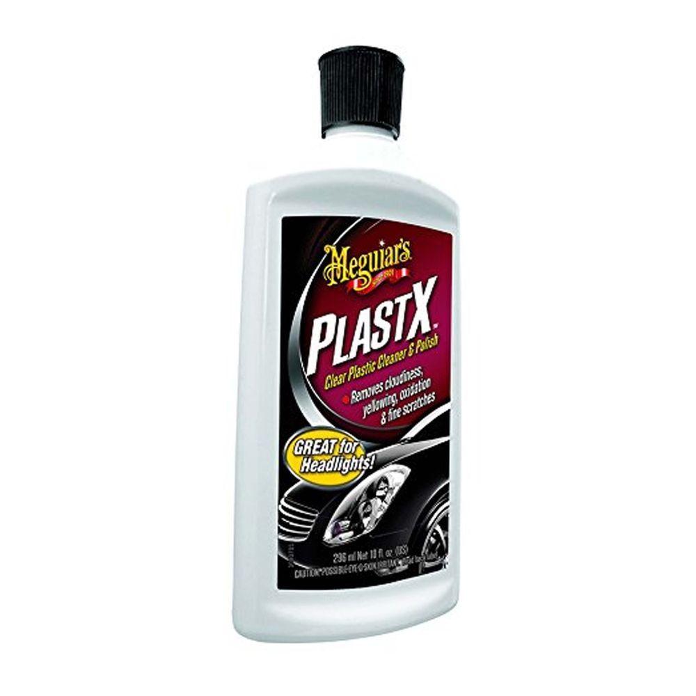 Meguiars G12310 PlastX Clear Plastic Cleaner & Polish