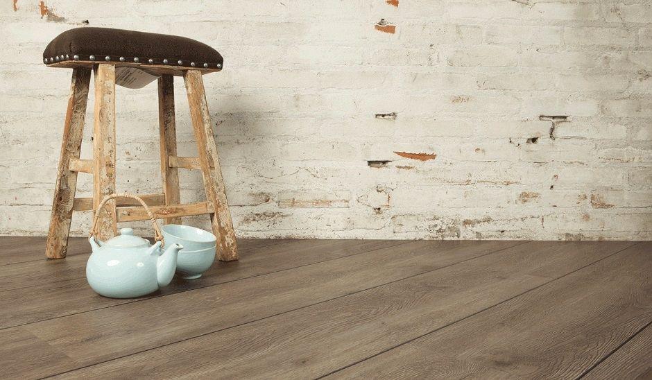 Luxe pvc vloer exclusive eiken van vivafloors extra lange planken