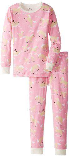 980dbaefe Hatley Girls 2-6X Horse Play Pajama Set