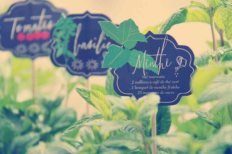 étiquettes à imprimer pour le jardin | A imprimer / Printable ...