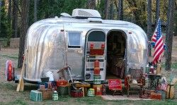 Members Trailer Gallery With Images Beach Rentals Vintage Trailers Photo