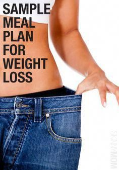 Want to lose weight? Here is a great menu that is only 25 WWP+. #fitness
