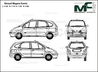 Пин от пользователя Model COPY на доске Renault blueprints