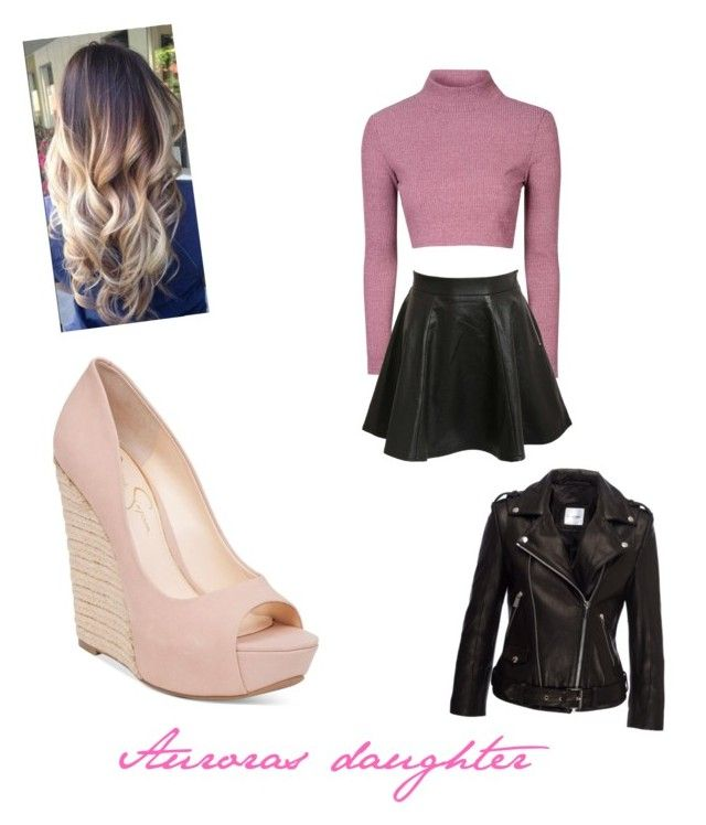 """""""Untitled #68"""" by cutedesigner1000 on Polyvore featuring Glamorous, Pilot, Jessica Simpson and Anine Bing"""