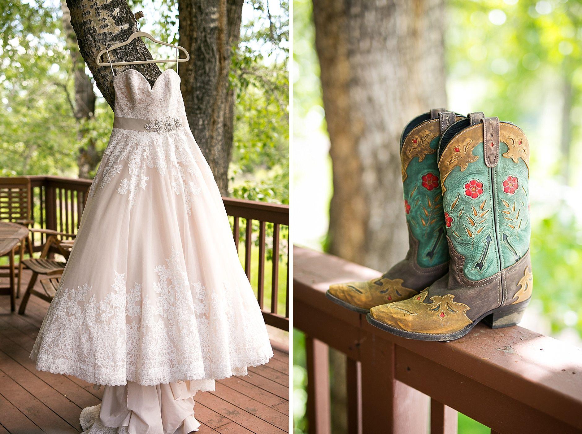 Dress By Eskay Bridal Bozeman Mt Montana Weddings Pinterest