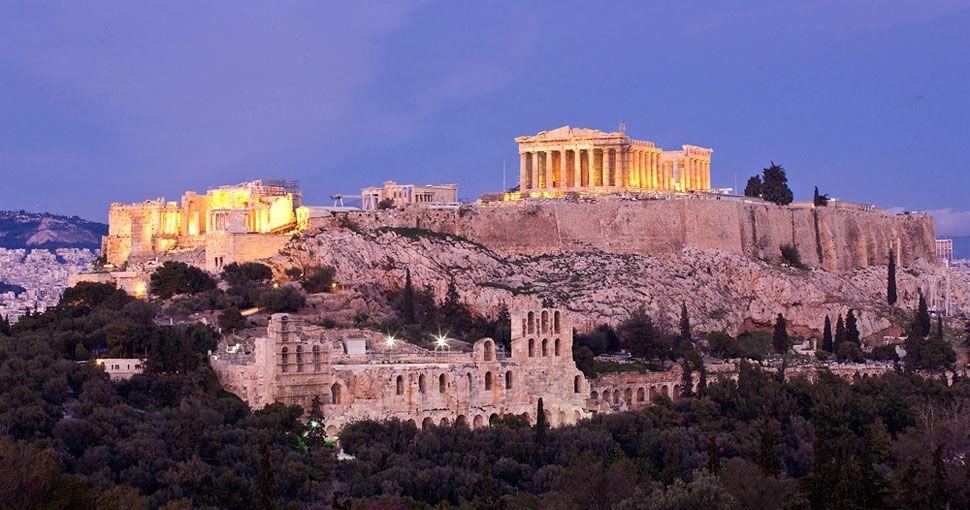 Acropole / Grèce