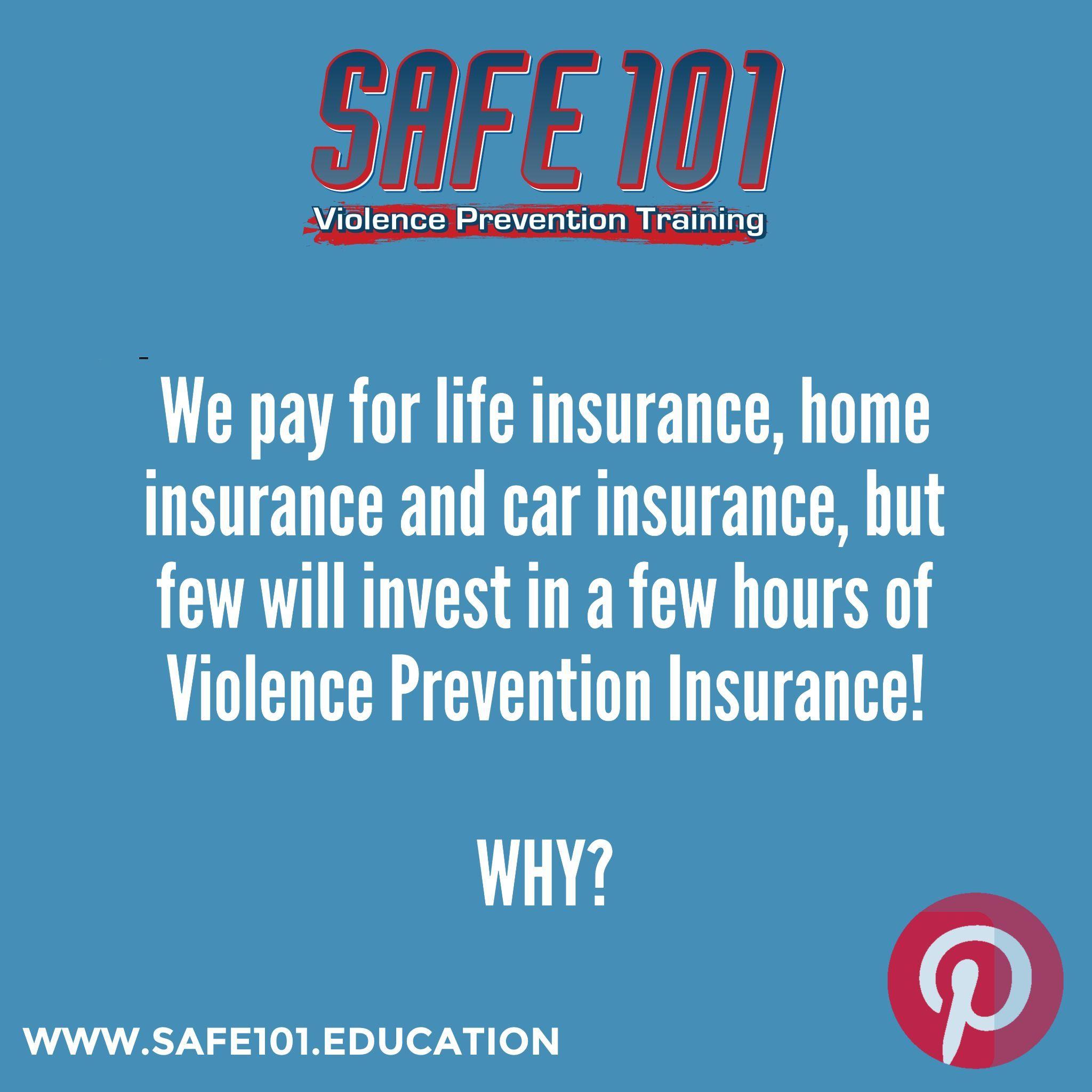 Pin On Safe 101 Violence Prevention