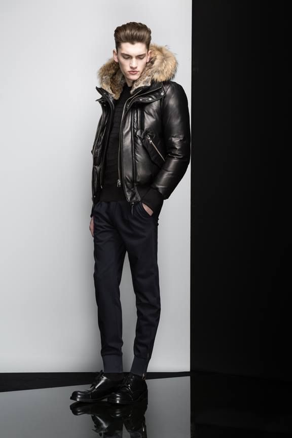 GLEN Black - Shop it at www.mackage.com #mackage #winter #menswear ...