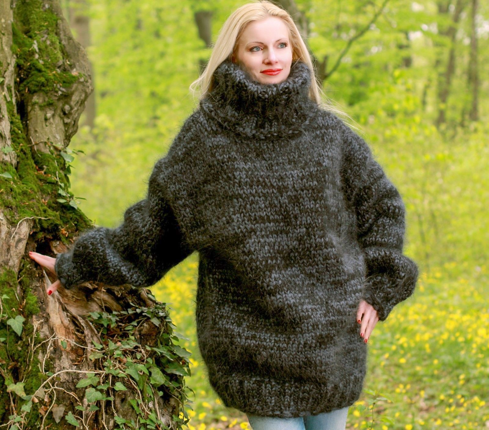 Pin by Eddie on BIG THICK BULKY Turtleneck sweaters | Pinterest