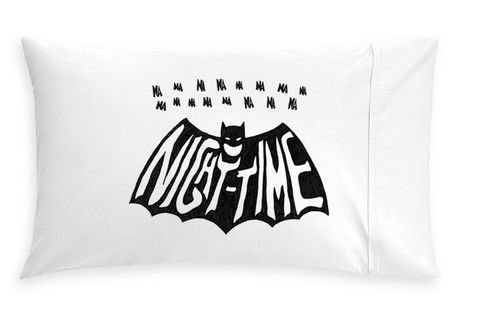 Pop Factory Shop // Night Time Pillowcase