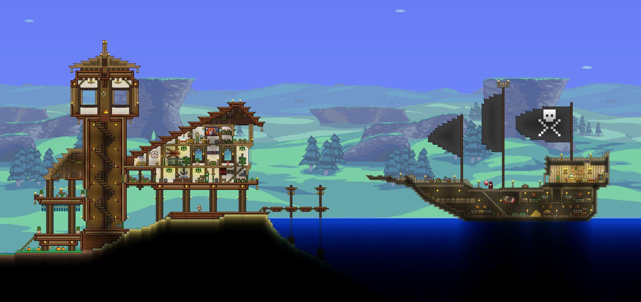 Top Wallpaper Minecraft Terraria - 36bd2826c093eb5d06b6443537252ea2  Perfect Image Reference_216772.jpg
