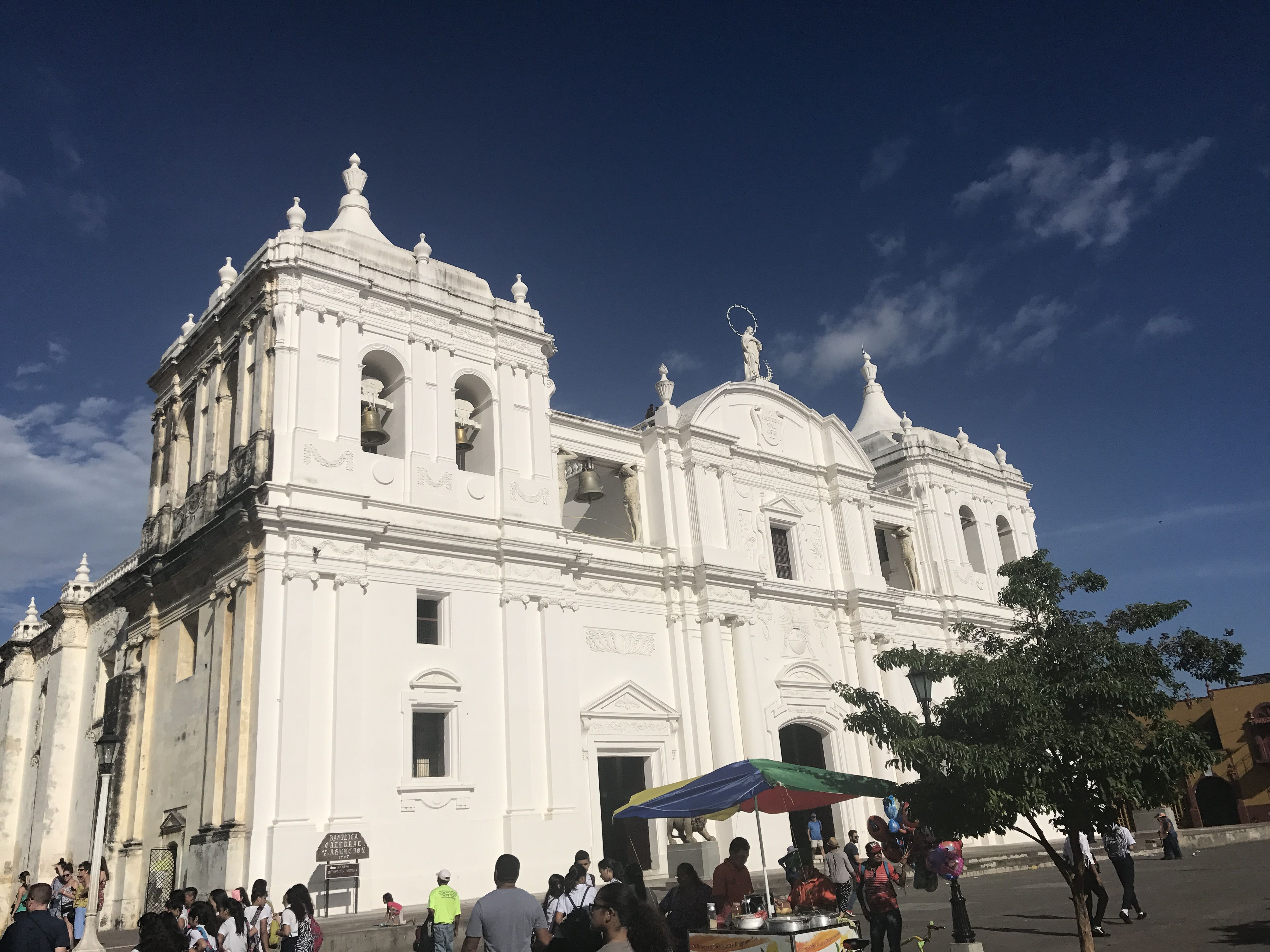 Our Lady of Grace Cathedral in Leon, Nicaragua | Nicaragua