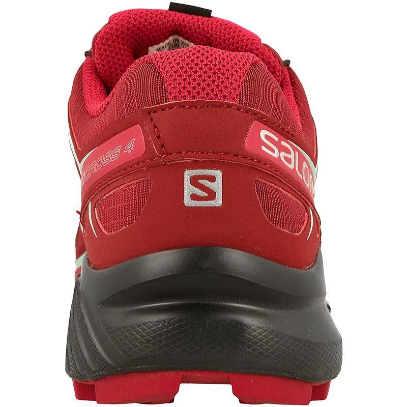 Buty Biegowe Salomon Speedcross 4 Czerwone Dc Sneaker Sneakers Shoes