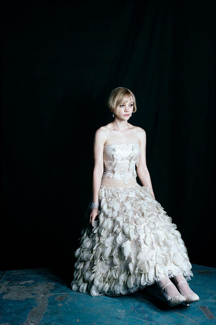 Gatsby great daisy white dress 2019