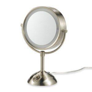 Amazon Com Conair Be47br Double Sided Illuminated Oval Mirror