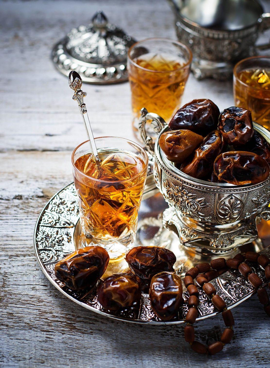 Eine marokkanische teeparty we like mehr im teeparty for Datteln deko