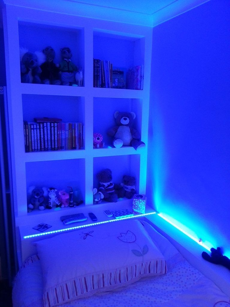 Led Light Strips For Room Amusing Led Lighting Strips For Bedroom  Home Lighting  Pinterest Inspiration Design