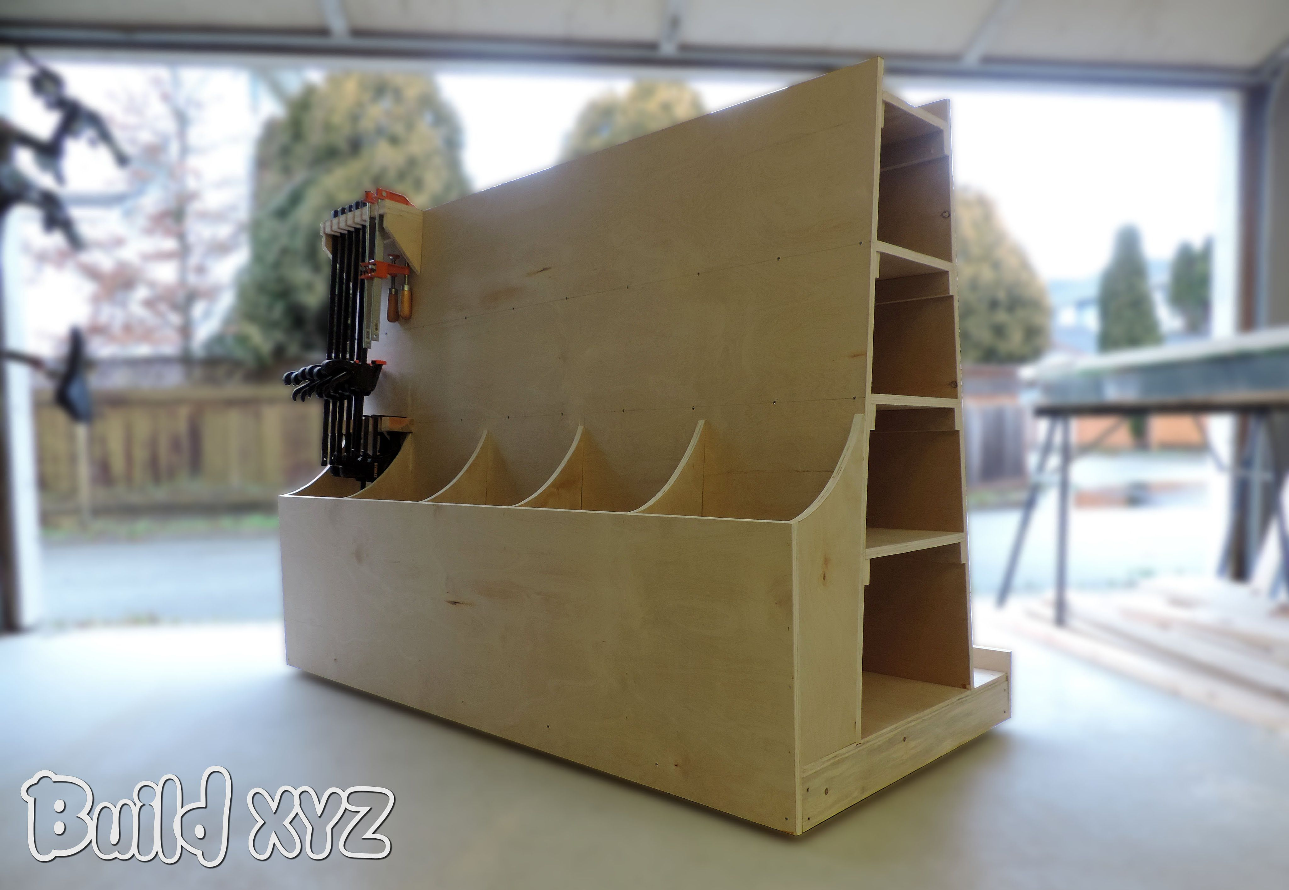 Plywood How To Build a Rolling