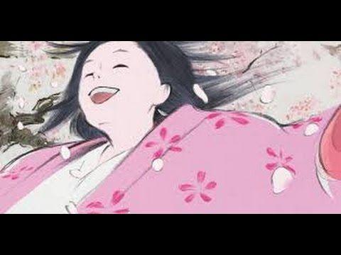 Le Conte De La Princesse Kaguya Dessin Animé Complet En