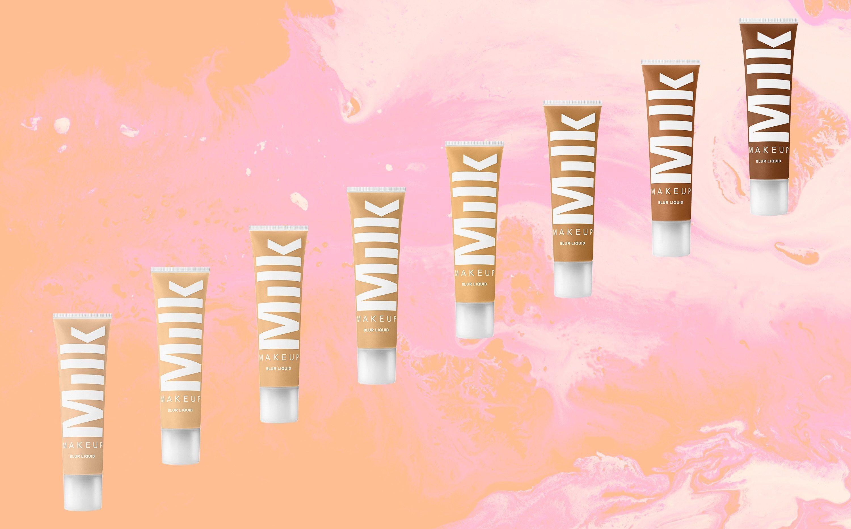 Milk Makeup Is Adding 16 New Blur Foundation and Flex