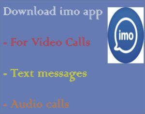 imo free video calls and chat for Android | imo free