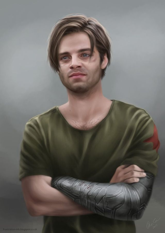 Bless this magnificently artistic fandom! | Cap, His Shield
