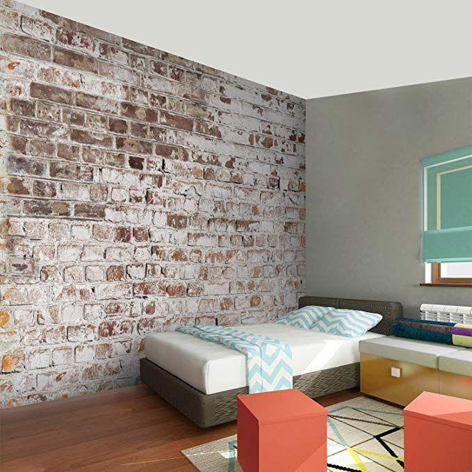 Fototapeten Steinwand 352 x 250 cm Vlies Wand Tapete ...