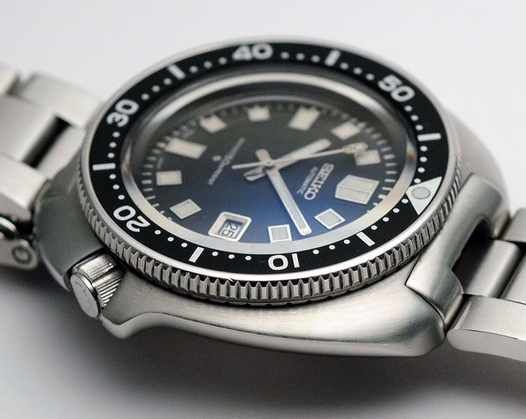 AdventuresInAmatuerWatchFettling: Perfecting the art of the sequel: The Seiko 6105-8110