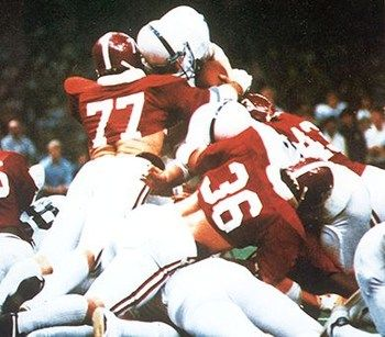 The Greatest Moments In College Football History Alabama Crimson Tide Football Crimson Tide Football Alabama Crimson Tide
