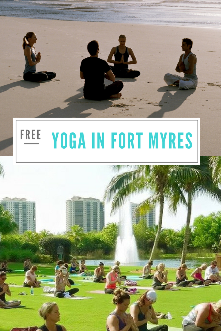 Free or nearly free yoga classes in Lee County, Fort Myers, Florida ...