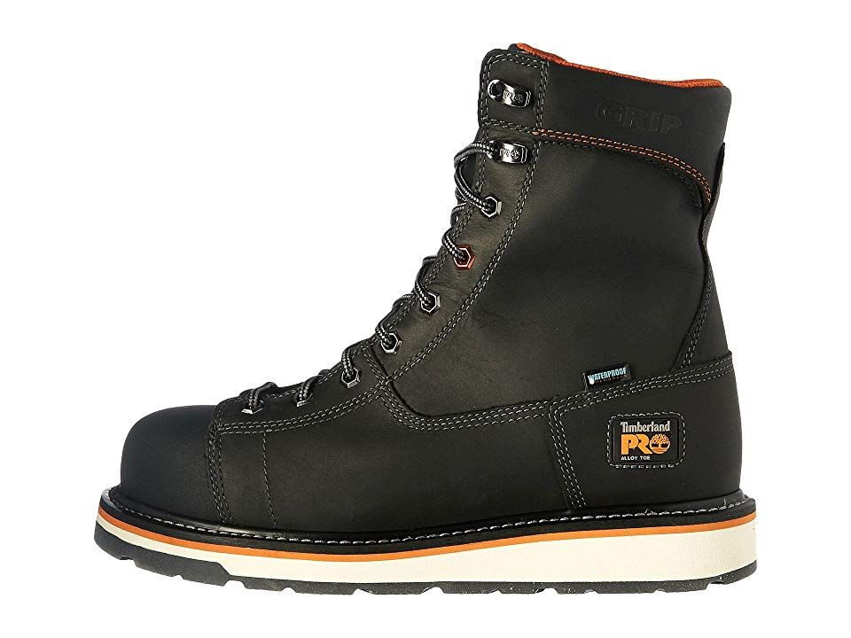 0ad3128624e Timberland PRO Gridworks Alloy Safety Toe Waterproof Boot Men's Work ...