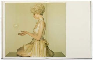 Kirsten Owen by Nick Knight for A Magazine curated by Martine Sitbon