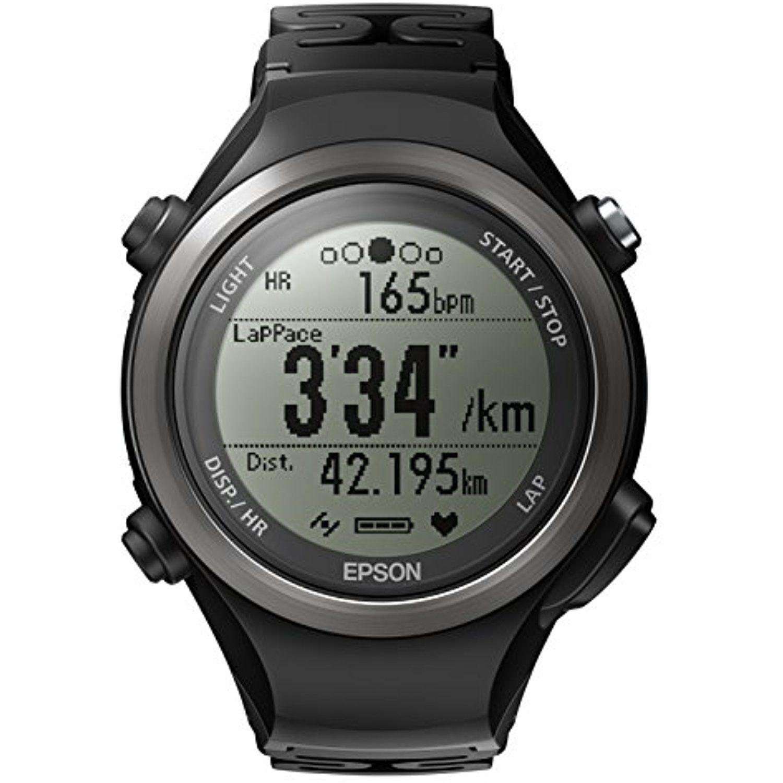 Epson Runsense SF810 GPS Watch with builtin Heart Rate