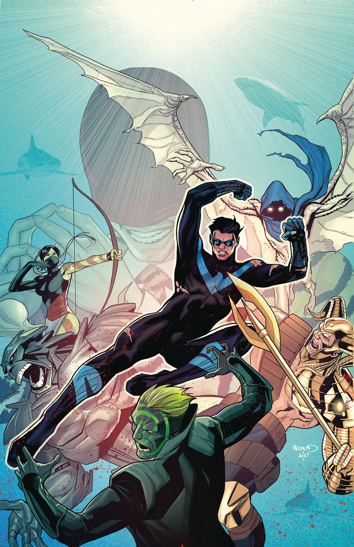 Nightwing #24 (Cover A Paul Renaud)