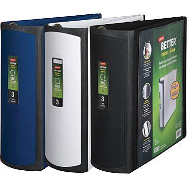better binders 3 middle school supplies binder middle school