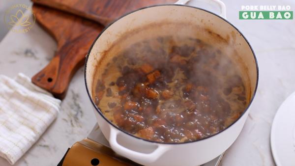 Photo of The BEST Gua Bao Pork Belly Steamed Bun Recipe & Video – Seonkyoung Longest