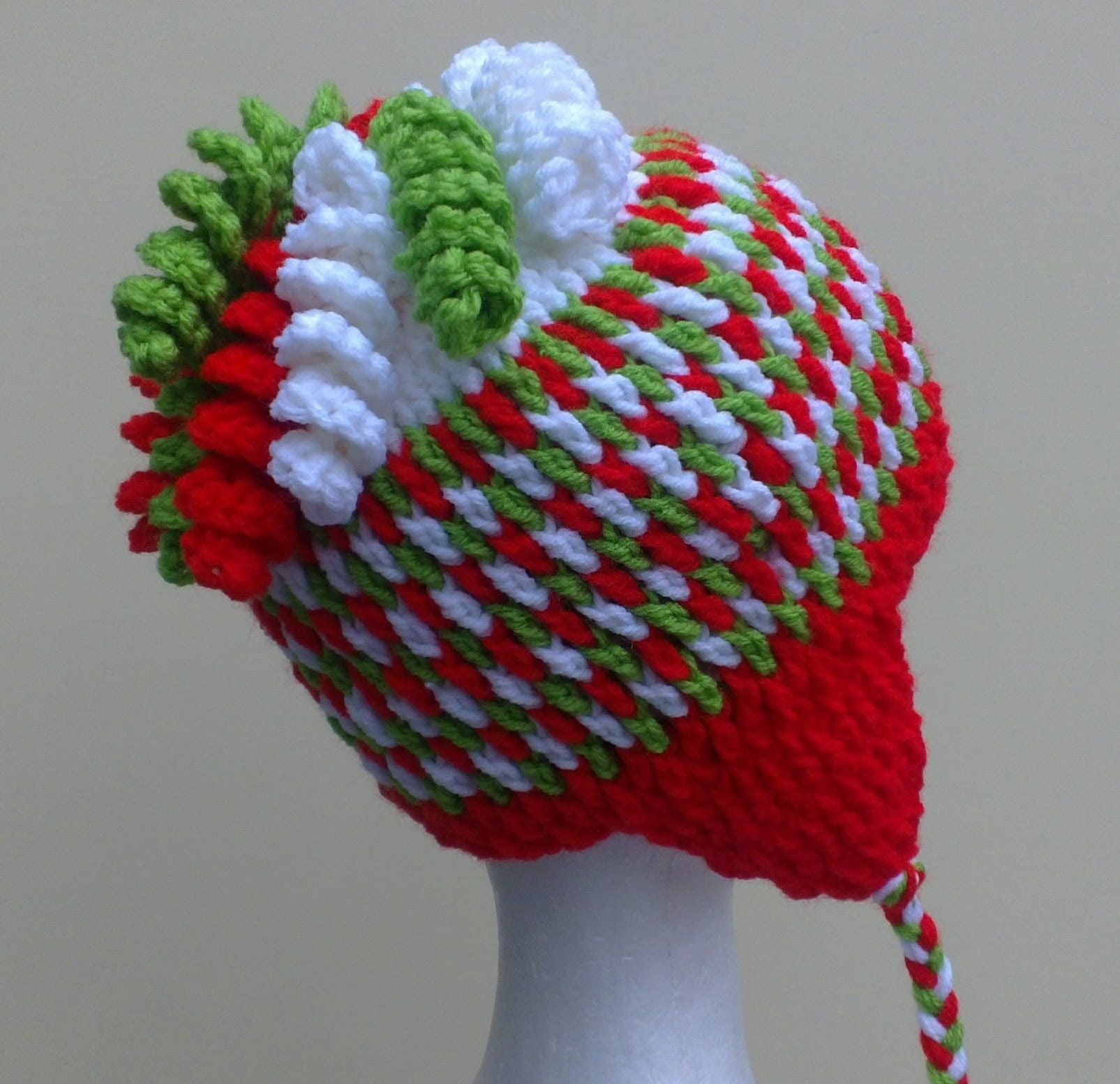 You Tube Tutorial Gum Drop Hat by Bob Wilson 123 | Free Crochet ...
