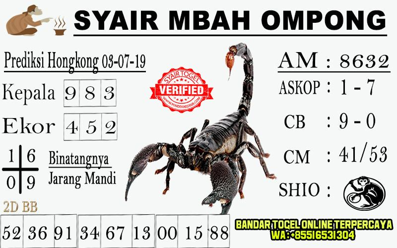 Syair mbah ompong sgp 28 april 2021