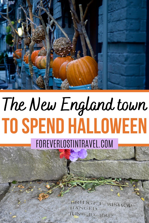 Spending The Day In Salem Massachusetts Forever Lost In Travel In 2020 Seasonal Travel Travel Usa Halloween Destinations