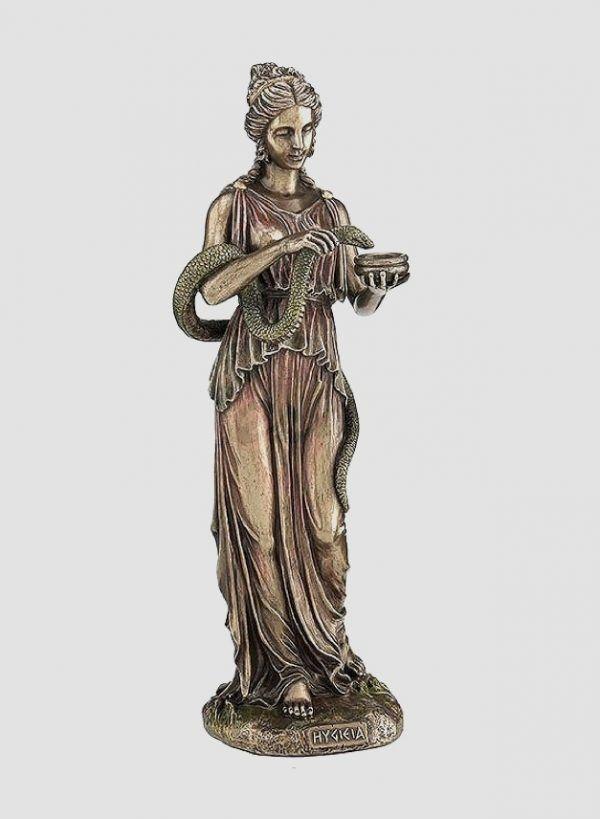 32 Powerful Statues Of Greek Gods Goddesses Mythological Heroes Statue Greek Goddess Statue Greek Gods