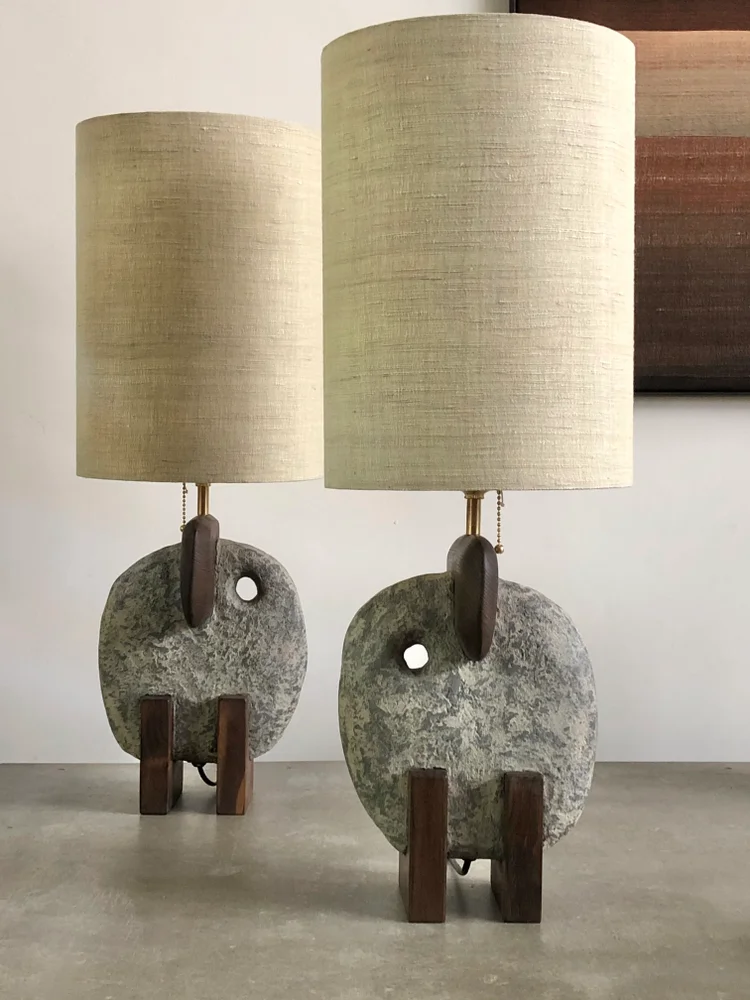 Set Of Two Table Lamps X L In 2020 Chandelier Table Lamp Lamp Floor Lamp Lighting