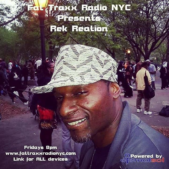 8PM(EST) DJ Rob Rekshyt Lewis ~ Rek*Reation 🔥🔥 We are……The Clearest Music stream on the net.. … 24 Hours a day Available on ANY Device, MAC, PC….Just Click on the Link Below…….Powered by NIni...