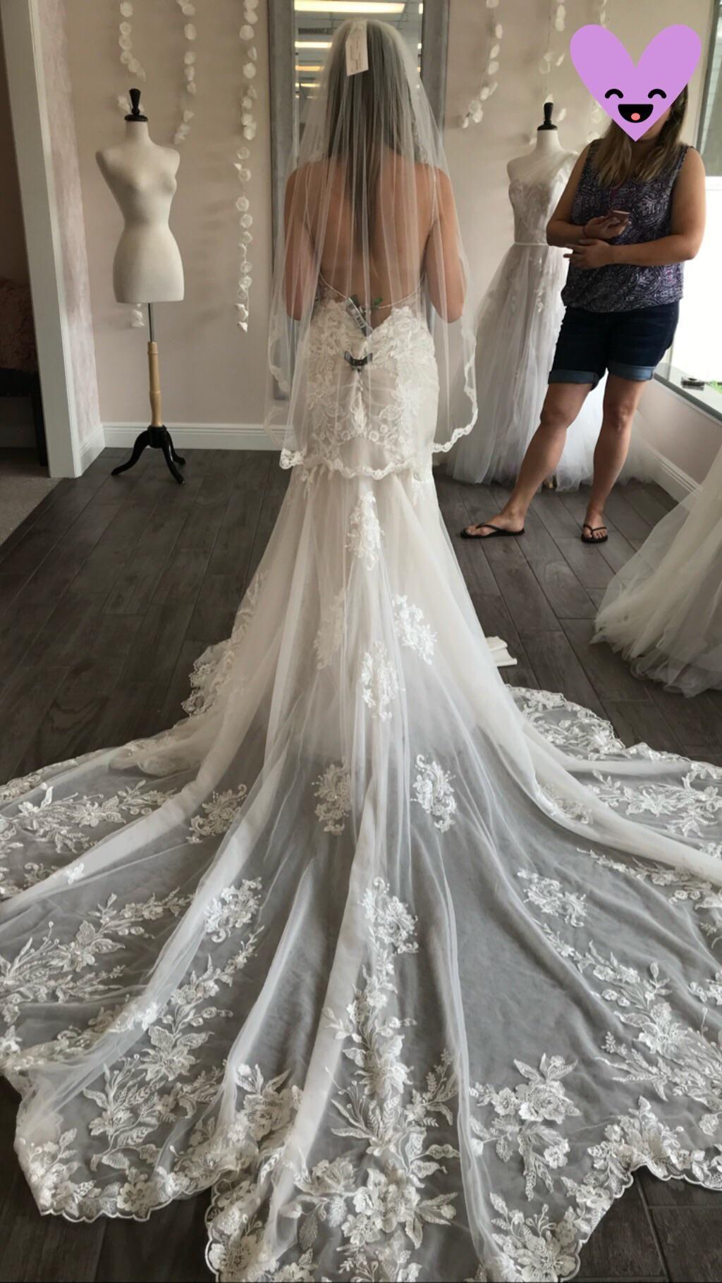 Found my dress (Essence of Australia D2770) wedding in