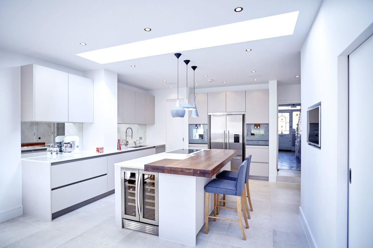 Best Conley Co London Kitchen Extension Bespoke Kitchen 640 x 480