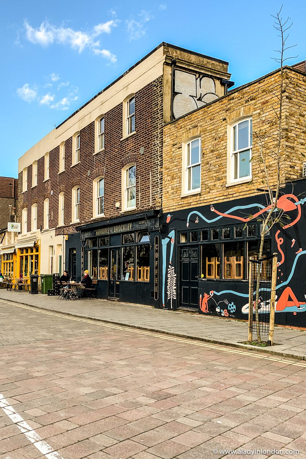 London Map Shoreditch Area: A Guide To The Best Places In South London