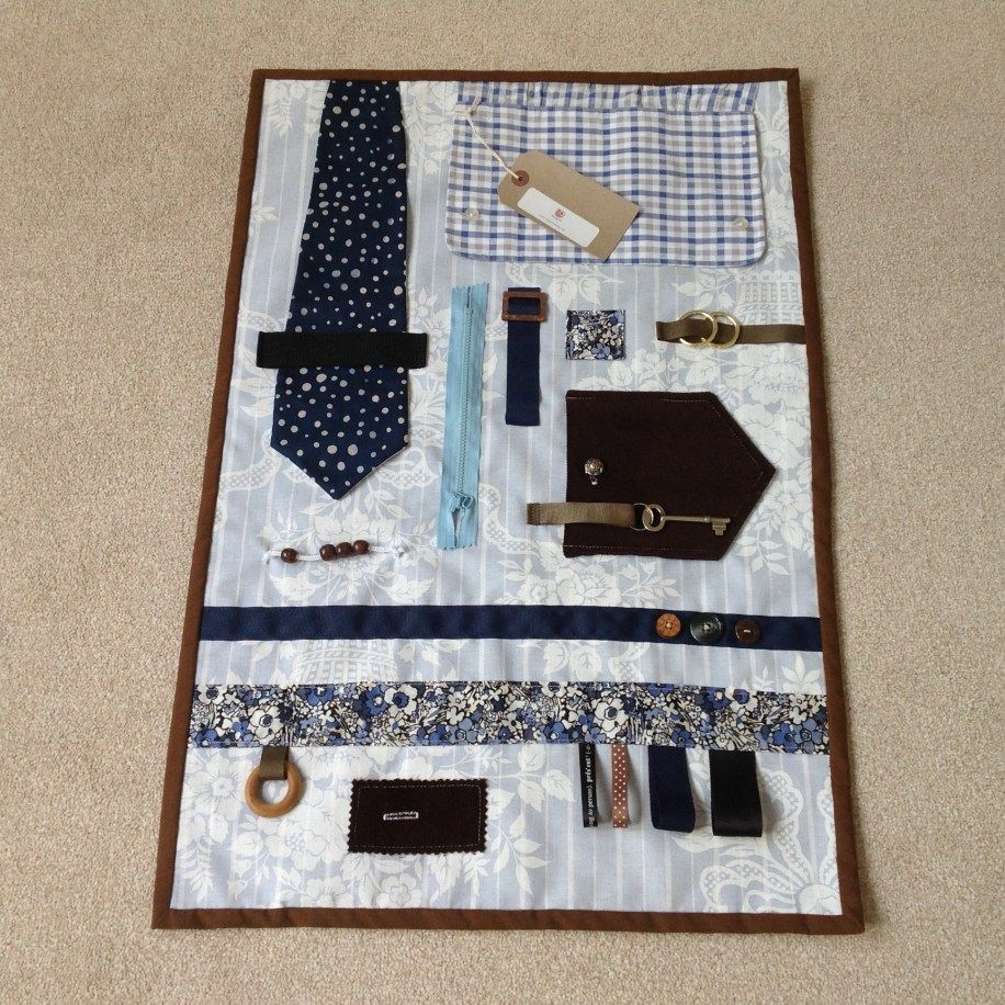 Fidget Quilt Fidget Quilt Quilts Sensory Blanket