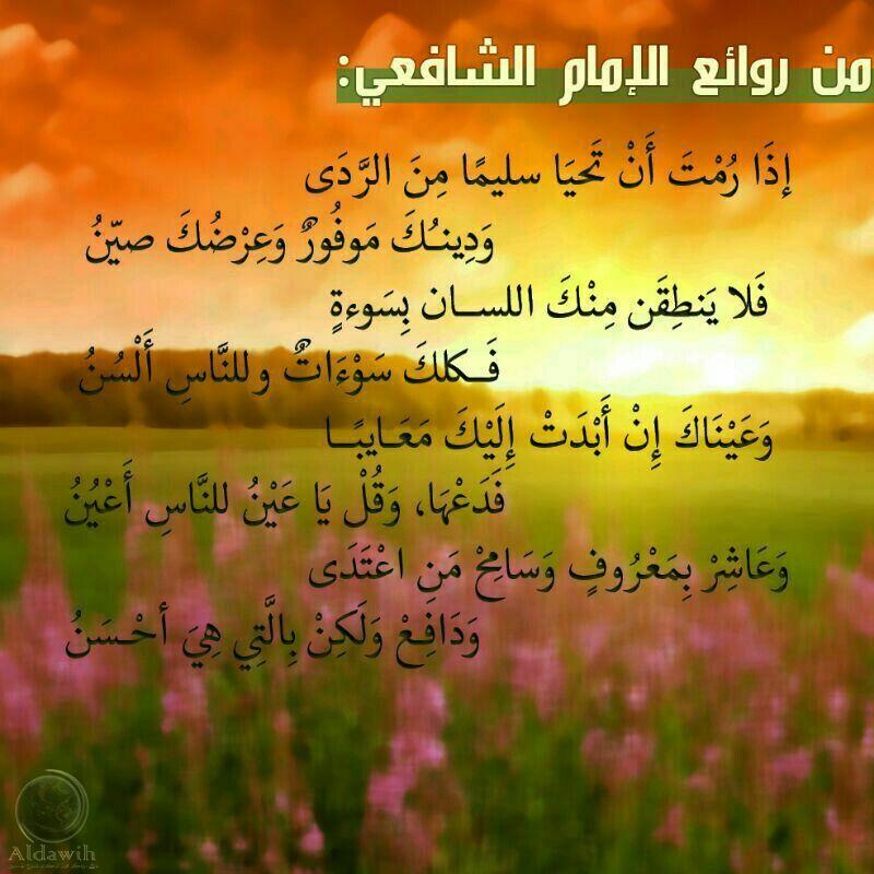 من روائع الإمام الشافعي Flower Photos Photo Photography