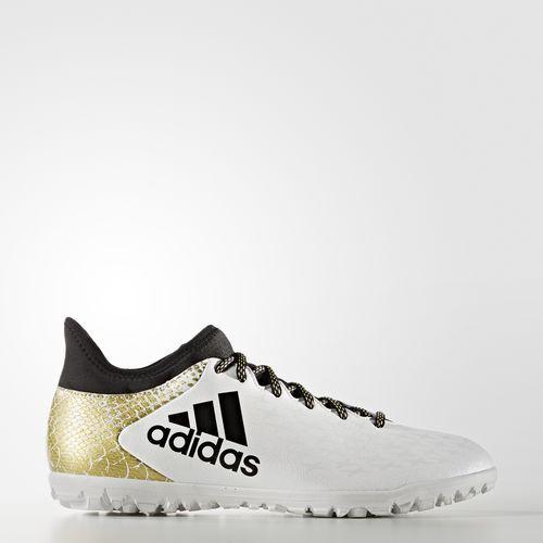 trolebús extraer Garantizar  X 16.3 Turf Shoes - White | Futsal shoes, Soccer boots, Turf shoes